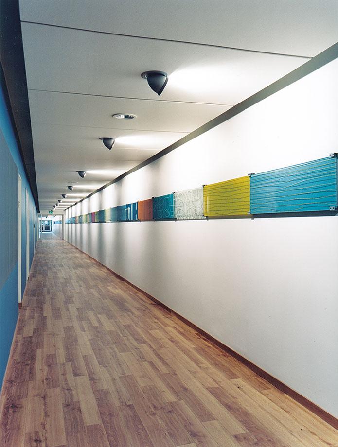 Vattenfall korridor
