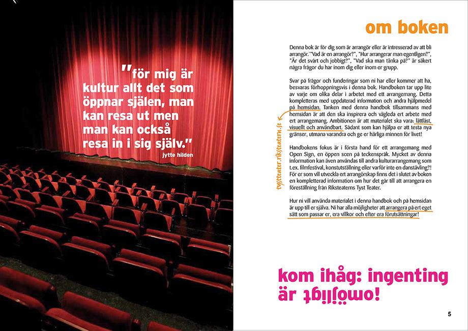 Riksteatern x 4